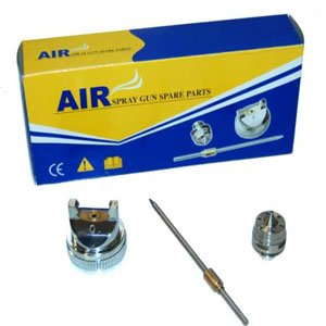 1 8Mm Needle Nozzle  Air Cap Set For The G6600 Series Spray Gun