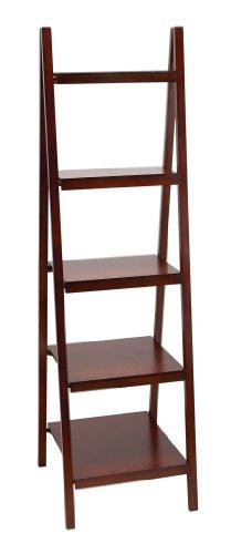 Benzara 96168 66 in. H x 19 in. W Wood Bookcase by Benzara