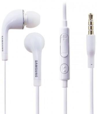Original Samsung Headset in Weiss für GALAXY A5 SM-A500F InEar In ...