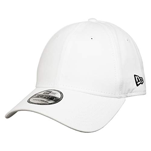 New Era Skate - New Era Basic 9Forty Cap - White/Black