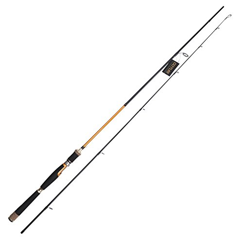 [Holiday sales] Goture Spinning Fishing Rod 2 Piece Carbo...