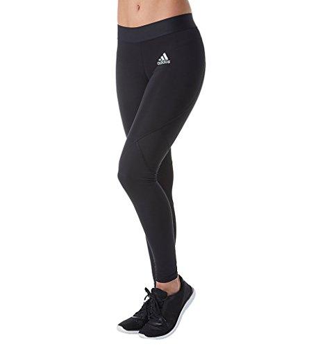 adidas Training Alphaskin Sport Long Tights, Black, Medium