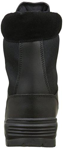 Mil-Tec–SWAT Botas Negro Uso Botas de senderismo zapatos botas de senderismo Montaña exterior, talla 37–