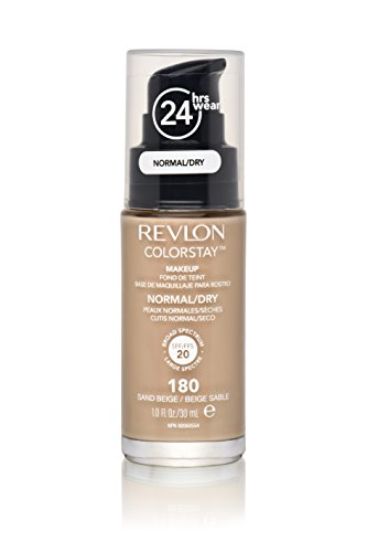 Revlon Colorstay Pump 24HR Make Up SPF20 Norm/Dry Skin 30ml - 180 Sand Beige
