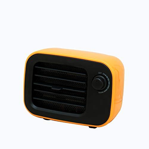 JHKJ Calentador de Ventilador de cerámica Portable, un Ventilador eléctrico de la calefacción, oscilación automática, y...