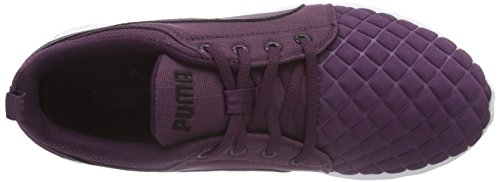 Wn's De black Violett italian 02 Carson Quilt Runner Puma Plum Course Violet Femme Chaussures 7qaXtvzwx