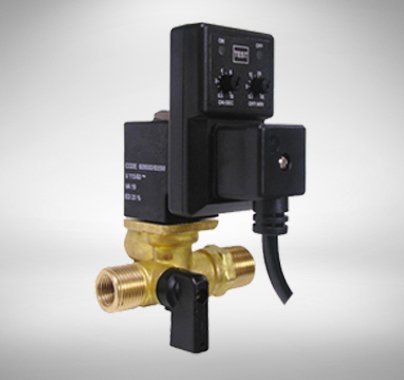 (Electronic Automatic Tank Drain for Air Compressors)