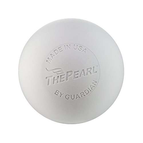 The Pearl – Greaseless Lacrosse Balls (White & Yellow) – NOCSAE/NCAA/NFHS – Official Ball of US Lacrosse & Team USA – 3/10/20/50/100 Packs – Sports Center Store