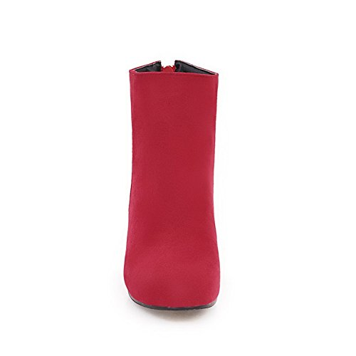 Stivali In Uretano Antiscivolo Comfort Balamasa Da Donna Abl09935 Rosso