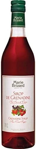 Marie Brizard Sirope Frambuesa - 6 botellas x 700 ml - Total ...