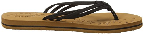 O'Neill Fw Ditsy - Chanclas Mujer Schwarz (Black Out 9010)