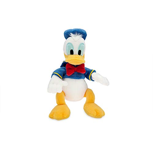 Disney Donald Duck Plush - Mini Bean Bag - 8 Inch Multi