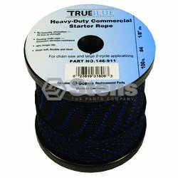 Stens 146-911 True Blue Starter Rope, 100-Feet from Stens