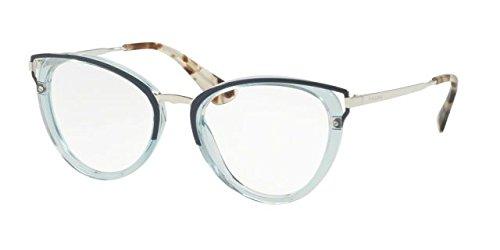 (Prada Women's PR 53UV Eyeglasses 52mm)