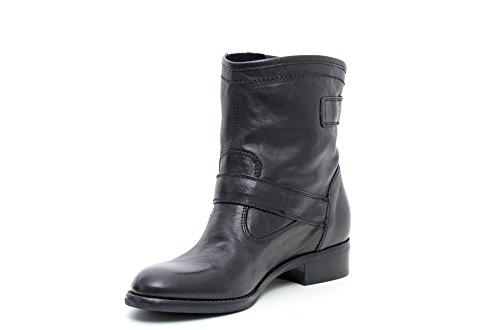 Nero Giardini Art. A411350D-100 Boot Buchse A4 D 11350 schwarzem Leder