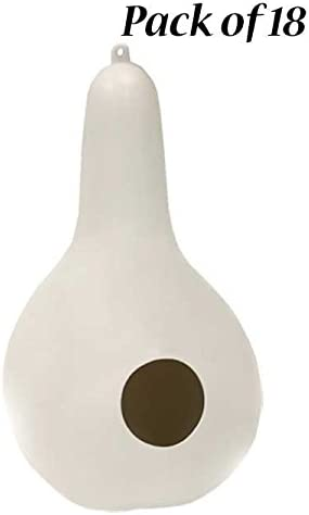 Heath Outdoor Products PMG-1 Single Room One Piece Round Hole Gourd
