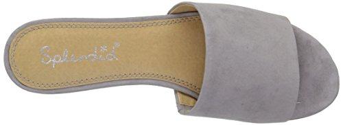 Splendid Women's Betsy Slide Sandal Grey 4WM3h
