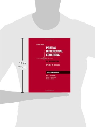 Student solutions manual to accompany partial differential equations student solutions manual to accompany partial differential equations an introduction 2e amazon walter a strauss julie l levandosky fandeluxe Choice Image