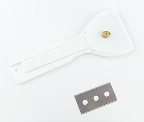 Unbekannt Blanco Ventana de plástico Rasqueta para cristal ...