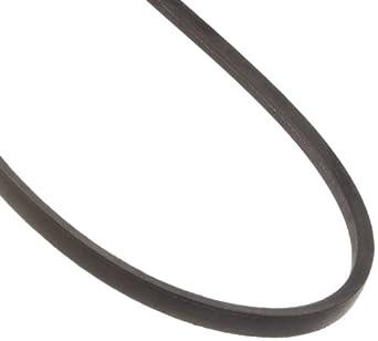 """TB Woods 4L450 Fractional Horsepower V-Belt, 4L Section, 45.00"""" Belt Length"""