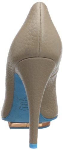 Missoni Decolte T.110 Plat Specchio - Zapatos de Tacón para Mujer marrón - Taupe