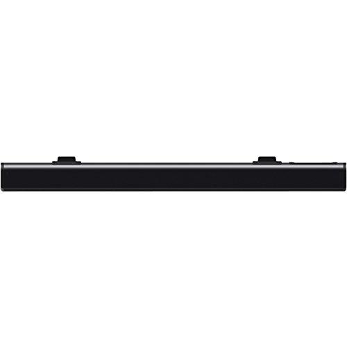 Naxa 2.0-Channel Soundbar with 20-Watt Digital Amplifier Shiny black SPNA2007