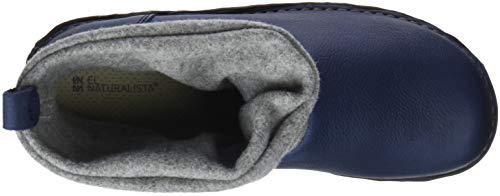 Soft Premium Bottes Wool Ocean Naturalista Grain Ocean Ng56 Yggdrasil Bleu Classiques El Femme Ocean IwfqEZ