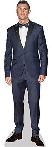 Cristiano Ronaldo (Bow Tie) Life Size Cutout by Celebrity Cutouts