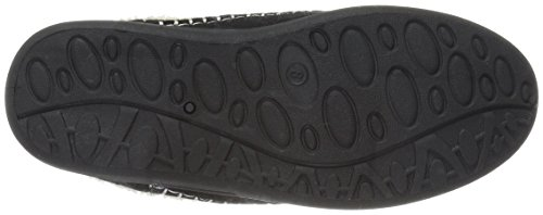 Women's Slipper II Northside Black Marsala Kestrel Medium B7d11wqt