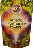 Earth Circle Organics, Organic Hemp Protein Powder, 12 oz (340 g) by Earth Circle Organics