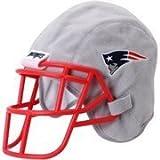NFL New England Patriots Plush Helmet Hat