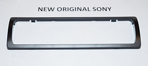 New Genuine Sony Collar 4-278-065-01 427806501 Face Trim Compact Disc Player For CDX-GT44U CDX-GT55UIW CDX-GT550UI CDX-GT600UI CDX-GS500R CDX-GT260MP CDX-GT262ME CDX-GT26 CDX-DAB500A CDX-DAB500U ()