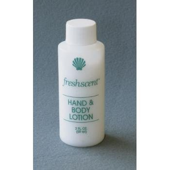 Freshscent Hand and Body Lotion 2FL. oz. -Case Pack 96
