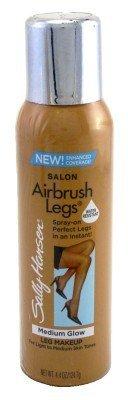 Sally Hansen 3703-02 Mdglo Medium Glow Airbrush Legs