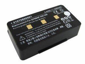 Garmin Gpsmap 276C Gps Battery 2200mAh (Replacement)