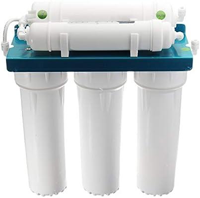 Purificador de agua de 5 etapas, sistema de filtración de ósmosis ...
