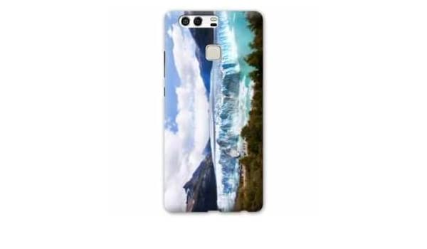 Case Carcasa Huawei P9 Lite Montagne - - glacier B ...