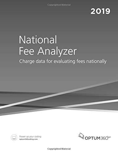 (National Fee Analyzer 2019)