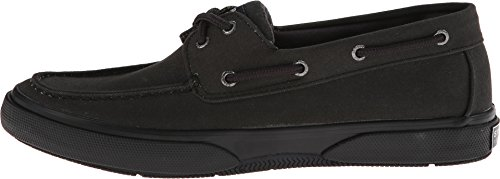 Sperry Men's Trainers Black Black discount pay with paypal DO4Q2J1V