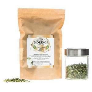 Immune Detox (Moringa Oleifera 100% Natural Detox Green Tea - Boosts Immune System - Promotes Healthy Circulatory System - Overall Well-being - Boosts Energy Levels and Increases Vitality -)