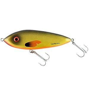 ABU GARCIA Jerkbait Pike Fishing Lure – Svartzonker...