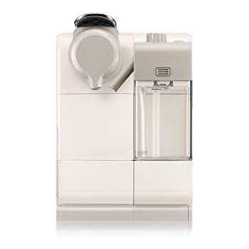 Nespresso Lattissima Touch Original Espresso Machine with Milk Frother by De'Longhi, Creamy White