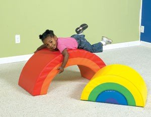 Rainbow Arch Trio by Children's Factory