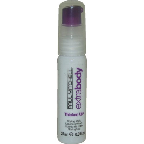 Extra-Body Thicken Up Gel for Unisex By Paul Mitchell for Un