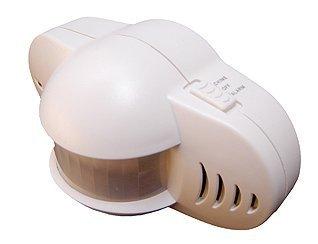 Mini Motion Alarm System With 90dB Siren
