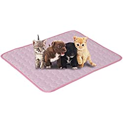 Topgee Soft Bed Winter Summer Small Animal Cage Mat Sleeping Bed Resistance Pet Mat Kennel Cage Pad House Washable to Biting Pet Mats Pet Blankets for Dogs