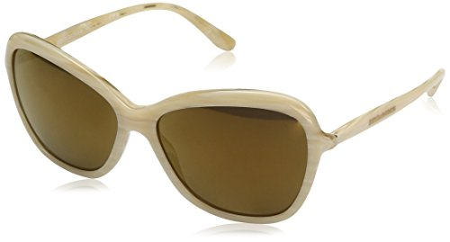 Dolce-Gabbana-Womens-Acetate-Woman-Square-Sunglasses-Beige-Horn-590-mm