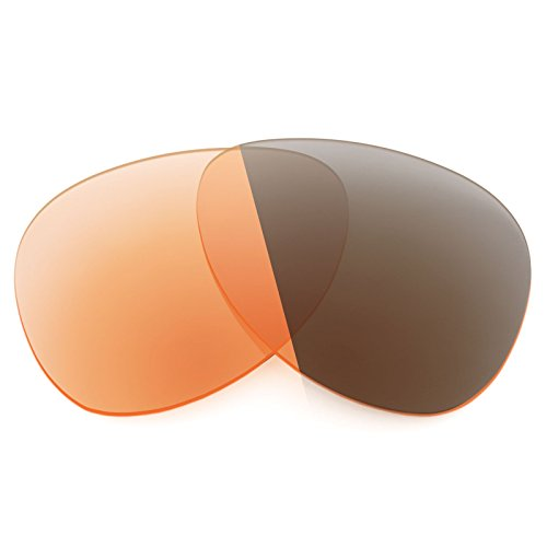Verres de rechange pour Electric Hoodlum — Plusieurs options Elite Adapt Orange photochromique