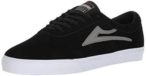 Suede Lakai Black Pink Sheffield grey Ms317 Ztx1qtp