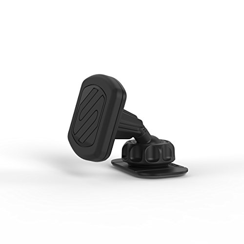 SCOSCHE MAGDV-XTSP1 MagicMount 2-in-1 Universal Vent Magnetic Phone/GPS Mount for The Car, Home or Office